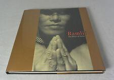RAMLI The Heart of Sutra: Signed Artist Dancer Dance Theater Biography Book
