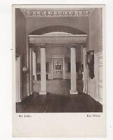 The Lobby Kenwood London Vintage Postcard 427a