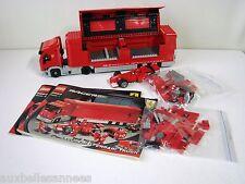 LEGO Ref 8654 CAMION SCUDERIA FERRARI TRUCK 2 MODÈLES DE MONTAGE