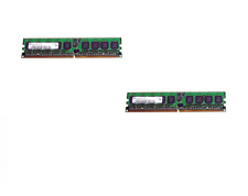INFINEON HYS72T32000HR-5-A 256MB 1RX8 PC2-3200R-333-11-F0 COMPUTER SERVER RAM PC