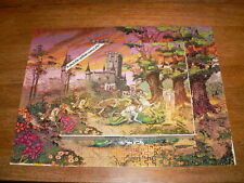 Great American Puzzle Factory Hidden Pictures 550 Pc. Jigsaw Puzzle~Complete