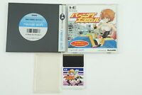 Burning Angel Hu Card naxat NEC PC Engine From Japan