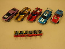 "Aurora Slot Car "" Powerslicks "" NEW OLD STOCK MABUCHI MOTOR-LONG SHAFT HTF"