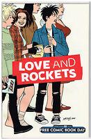 Love and Rockets FCBD 2016