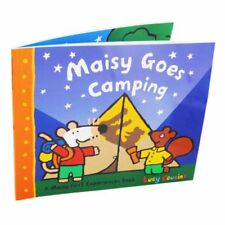 Maisy Goes Camping,Lucy Cousins- 9781406344547