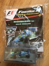 Formula 1 The Car Collection Part 22 Benetton B194 1994 Michael Schumacher Rare