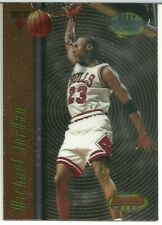 New listing Michael Jordan 1997-98 Bowman's Best Best Techniques #T2 Insert