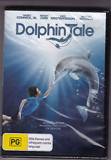 Dolphin Tale - DVD (Region 4 Brand New Sealed)