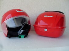 casco bauletto vespa baule helmet rear box casque coffre moto peg perego CS0702
