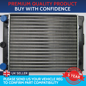 RADIATOR TO FIT VOLKSWAGEN POLO 1.0 1983 TO 1990 SEAT TERRA KIT CAR 380mm CORE