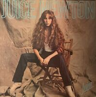 """JUICE NEWTON """"Pre-Owned LP**JUICE**RARELY PLAYED"""