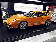 PORSCHE 911 997 GT3 RS 4.0 2011 orange 78148 NEW NEU AA AUTOart 1:18