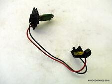 Heater Resistor-04 Renault  Megane mk2 1.6 5door hatch ref.325