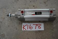 CAMOZZI PNEUMATIC CYLINDER 10 BAR 41M2RO32A0075 75MM STROKE STOCK#K1678