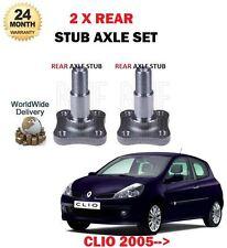 Pour Renault Clio 1.2 1.4 1.5D 1.6 2005> Nouveau X 2 Roulement de Roue Arrière