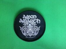Amon Amarth Iron On Patch New Viking Metal Arch Enemy In Flames Slayer Metallica