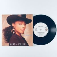 "Karyn White - Secret Rendezvous (1989) 7"" Single Vinyl Record W2855"