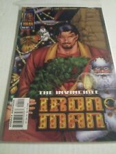 The Invinvible Iron Man #4 Feb February 1997