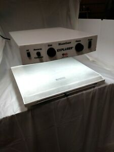 MagniSight Model MSE-AC20-S Explorer Custom Focus Magni Sight Visual Magnifier !