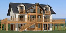 40x32 House -- 5 bedroom 4 Bath -- 2,932 sqft -- PDF Floor Plan -- Model 1B
