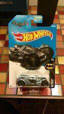 Hotwheels Batman Arkham Assylum Batmobile 4/5