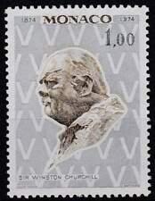 Monaco postfris 1974 MNH 1122 - Winston Churchill