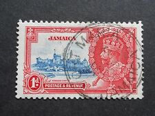 Used Single Jamaican Stamps (pre-1962)