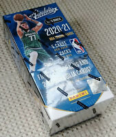 2020-21 Panini Absolute Memorabilia Basketball Hobby Box Factory Sealed NBA