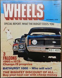 1978 WHEELS MAGAZINE