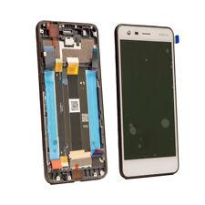 Nokia 2 Pantalla LCD original + Pantalla Táctil blanco Digitalizador Display LCD