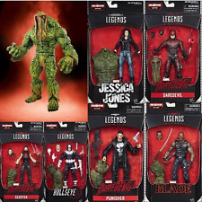 Marvel Legends Marvel Knights Set of Six Pre-Order with BAF Man Thing
