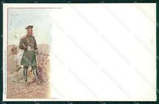 Military Russia Russian Soldier postcard XF3648