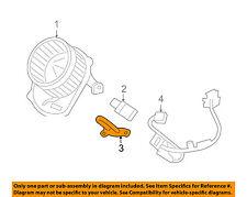 GM OEM Blower Motor-Resistor 10397098