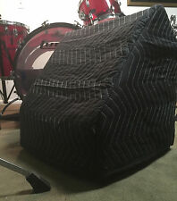 SIMMONS DA 200S DA200S Custom Padded Premium Drum Amp Cover - Black!!  - 1