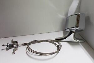1973 73 74 75 77 78 Lincoln Driver Side LH Remote Mirror