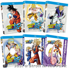 Dragon Ball Z Kai: Anime Series Complete Seasons 1 2 3 4 5 6 Box / BluRay Set(s)