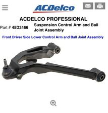 45D2466 AC Delco Control Arm Front Driver Left Side Lower New for Chevy LH Hand