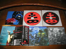 King Diamond / Abigail JAPAN+4 CD+DVD 25th Anniversary OOP!!!!! C4