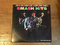 Jimi Hendrix Experience LP w/ Poster - Smash Hits - Reprise MS 2025