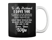 Best Keepsake For Your Husband - To My I Love You If Could Give Gift Coffee Mug