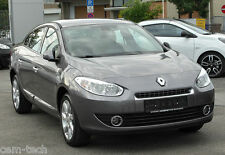 Renault Fluence (40/60)  / Megane III SEAT COVERS PERFORATED LEATHERETTE