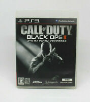 Sony PS3 PLAYSTATION - Call Of Duty : Noir Ops II Japanese Version