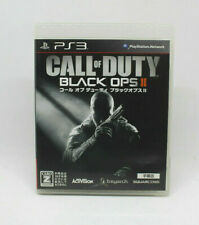 Sony PS3 Playstation - Call of duty: Black OPS II Japanese Version