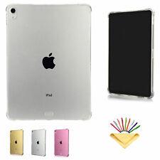 "Fr iPad 9.7""/12.9""/Mini/Air3/Pro 10.5""/11""Soft Rubber Clear Slim Back Case Cover"