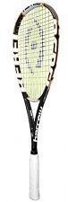 Harrow Rebel Squash Racquet Racket - Black / Yellow - Dealer Warranty