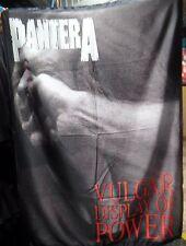 Pantera Vulgar Display of Power Flag Poster Wall Tapestry Banner Cd Thrash Metal