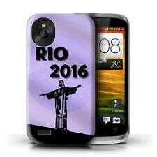 Étuis, housses et coques violets HTC Desire X pour téléphone mobile et assistant personnel (PDA) HTC