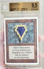 Vintage Magic | GEM MINT BGS 9.5 Unlimited Mox Sapphire, w/10 SUB, POWER 9!!!