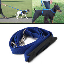 Trainer Lead Dog Leash Harness Pet Walking Stop Pulling Training Supplies Rope