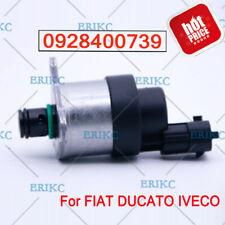 ERIKC New Fuel Pressure Regulator Control Valve 0928400739 for BOSCH Fiat Ducato
